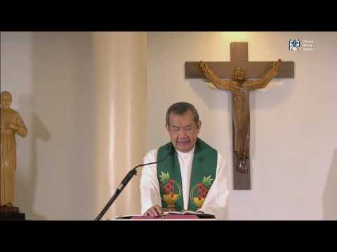 10:00 AM  Holy Mass With Fr Jerry Orbos SVD - September 17, 2020 Thursday 24th Week In Ordinary