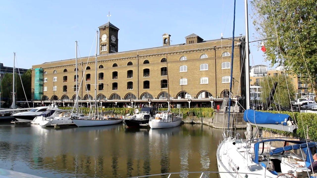 St Katherines Dock Restaurants London