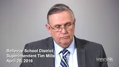 RAW VIDEO: Bellevue Schools superintendent briefing about football rules violations