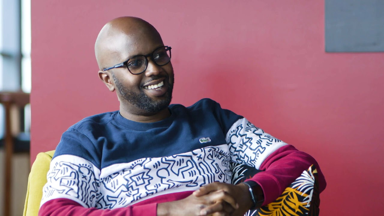 CEO Class 101- How to make money as a filmmaker on this continent - Tosh Gitonga
