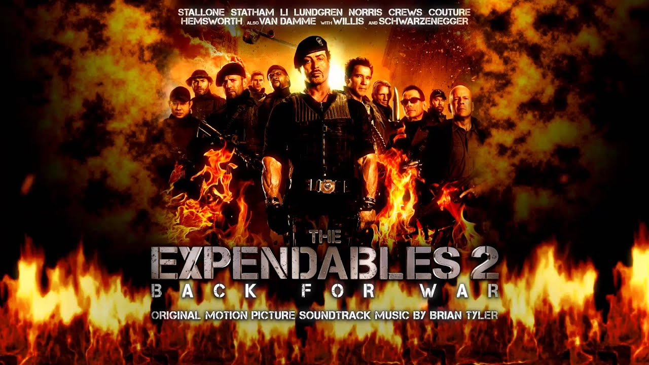 the expendables 2 - suite from the original motion picture score