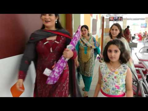 Enayah Shehzad's 7th Birthday Party @ McDonald's Islamabad (Part 1)