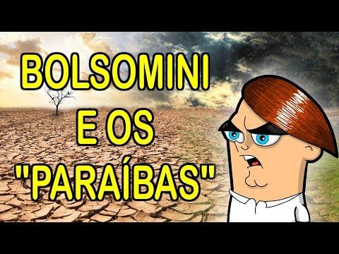 """BOLSOMINI E OS """"PARAÍBAS"""""""