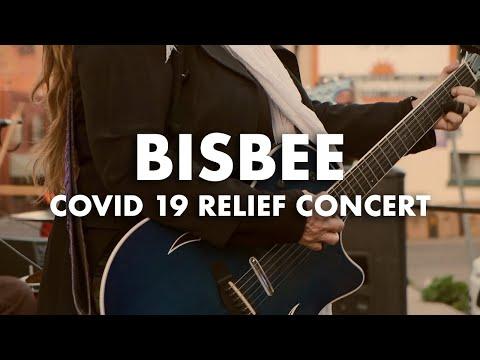 Rock-N-Rolling Relief Concert In Bisbee AZ