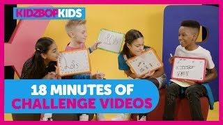 KIDZ BOP Kids - 18 Minutes of Challenge Videos