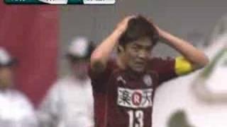 J league #8 Vissel Kobe VS G.osaka