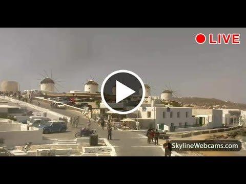 Live Webcam from Mykonos - Greece