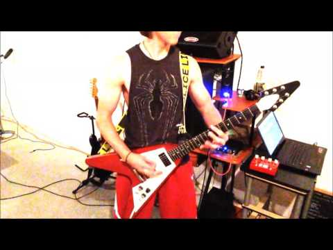 Asking Alexandria - Killing You Guitar Cover