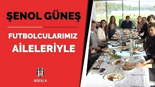 Ahmet Nur Çebi, Şenol Güneş ve Futbolcularımız Aileleriyle Kahvaltıda Buluştu