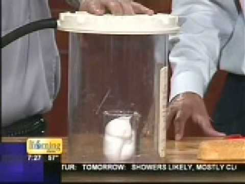 Penis pump demonstration video