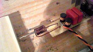 Repeat youtube video Mini ZVS Induction Heater
