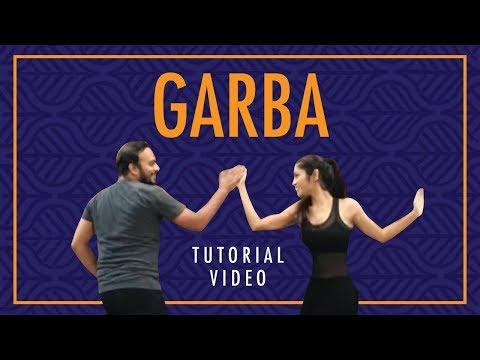 Garba Tutorial Video  10 Basic Steps  LiveToDance with Sonali