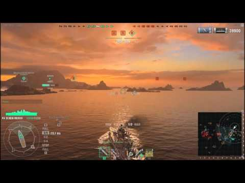 World of Warship - How make use Scout Airplane