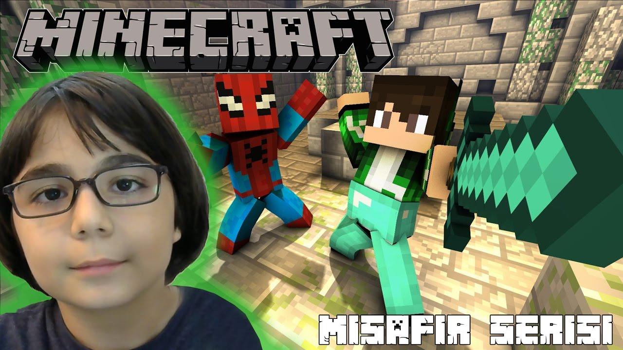 Download Minecraft PVP Misafirimle - BKT