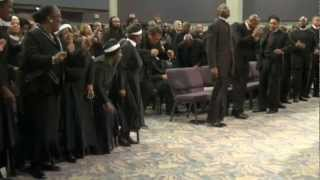 Evangel (COGIC) 54th Holy Convo NC Eccles Jurid Friday Night-God Is Turning It Around PRAISE BREAK