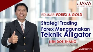 Strategi Trading Forex Menggunakan Teknik Trading Alligator