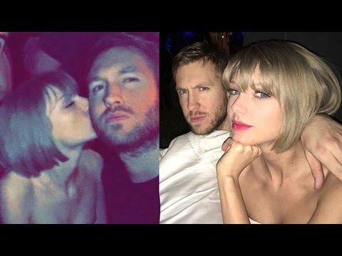 Calvin Harris Sends Taylor Swift Sweet Message After Grammy Wins