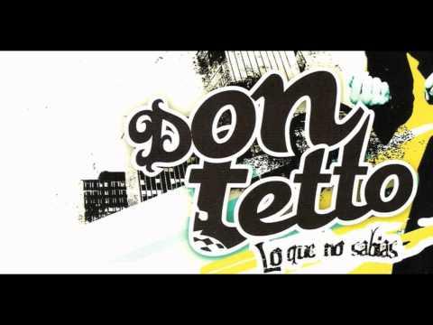 Don Tetto - Dime (Letra)