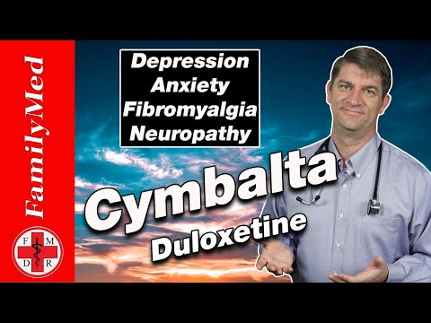 Cymbalta (Duloxetine): What Are The Side Effects?  Watch Before You Start!