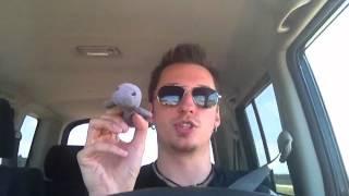 Indie Artist + Bad Pickup Lines + Vehicle Security = Absurd Video Blog