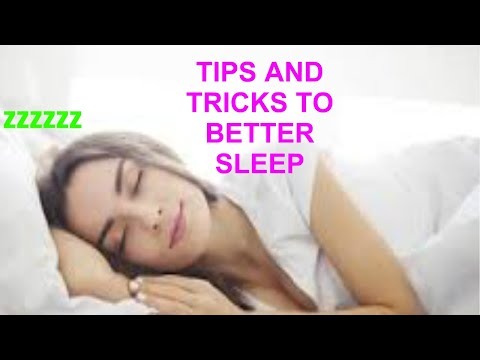 Natural Sleep Remedies...Beat Insomnia In 2020 and Beyond