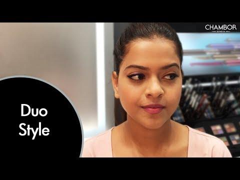 Chambor's Duo Style Look | Makeup Tutorial