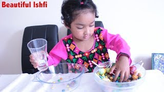 Funny Toddler Loves M&M Sweets Candy | Beautiful Ishfi