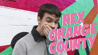 Rex Orange County: Expressing Emotion
