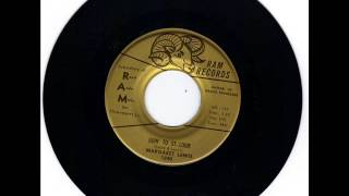 MARGARET LEWIS -  GOIN' TO ST  LOUIE  -  FROM THE CRADLE TO THE BLUES  -  RAM 1840 download or listen mp3