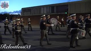 Clogher Protestant Boys Portadown Defenders Parade 16 08 19