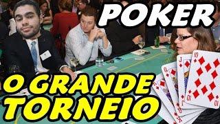 CAMPEONATO DE POKER - O GRANDE TORNEIO!!