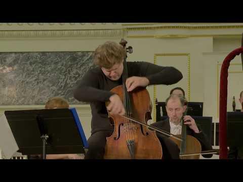 Fedor Amosov (cello) 2017-10-11