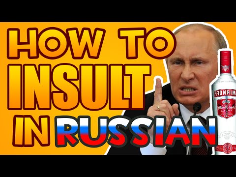 CSGO: How to Insult in Russian