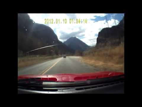 600KM BC Road Trip