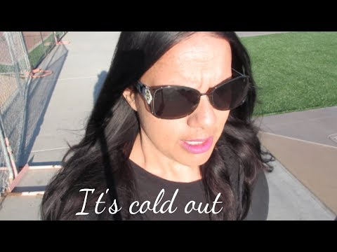 Vlog: Walking Even in 50 Degrees | 4/16 & 4/17/18 | Family Vlogs