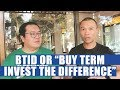 What is BTID? Or Buy Term, Invest the Difference