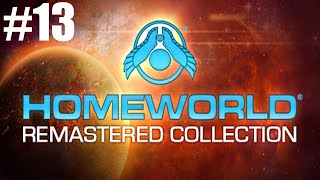 Homeworld Remastered Collection Gameplay Mission/Part 13 Blades of Doom