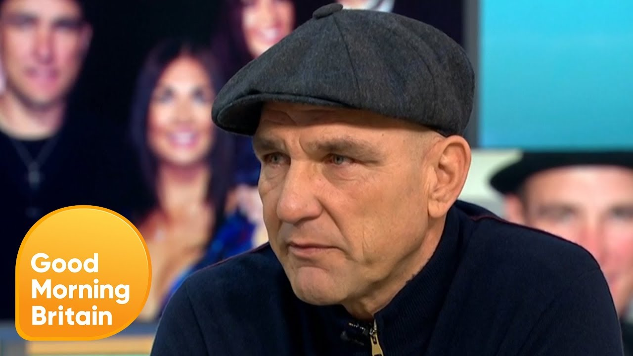 Vinnie Jones Opens Up About His Wife Tanya's Death in First TV Interview   Good Morning Britain