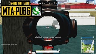 MTA PUBG | BATTLEGROUNDS | JOGUEI O FINO NO FINO!! + FRAGMOVIE