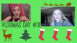 EDITING VLOGS, EATING CHOCOLATE, AND MORE! | Vlogmas #3! Thumbnail