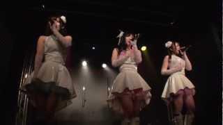 2013年4月6日 SPユニットライブ(1部) 長谷川寿里、佐藤彩未、鈴乃亜紗...