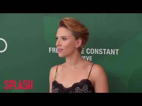 Scarlett Johansson Named 2016's Highest Grossing Actor