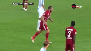 Riga FC VS CSKA Sofia най добрите моменти в мача