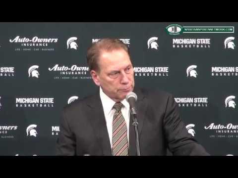 Michigan State 81 Notre Dame 63: Tom Izzo