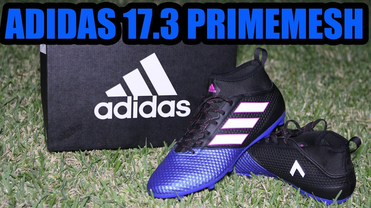Adidas primemesh (nero, bianco, blu) revisione & svolgere test su youtube