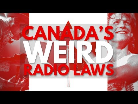 Cancon: The Story Of Canada's Weird Radio Laws