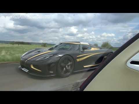 Bugatti and Koenigsegg TROLLS EVERYTHING!  Porsche Carrera GT, Ferrari 599 GTO and MORE! TROLOLOL!