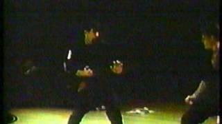 ralph Castellanos Echos of the Spirit Dojo South Lake Tahoe California fight with Joe Lewis