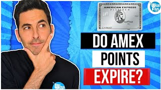 How To Keep Your Amex MR Points Active Forever
