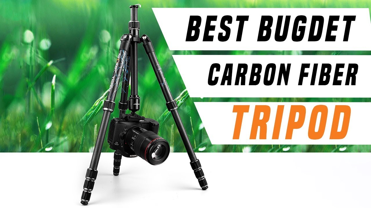 Best Budget Light Weight Travel Tripod For Dslr Mirrorless Youtube